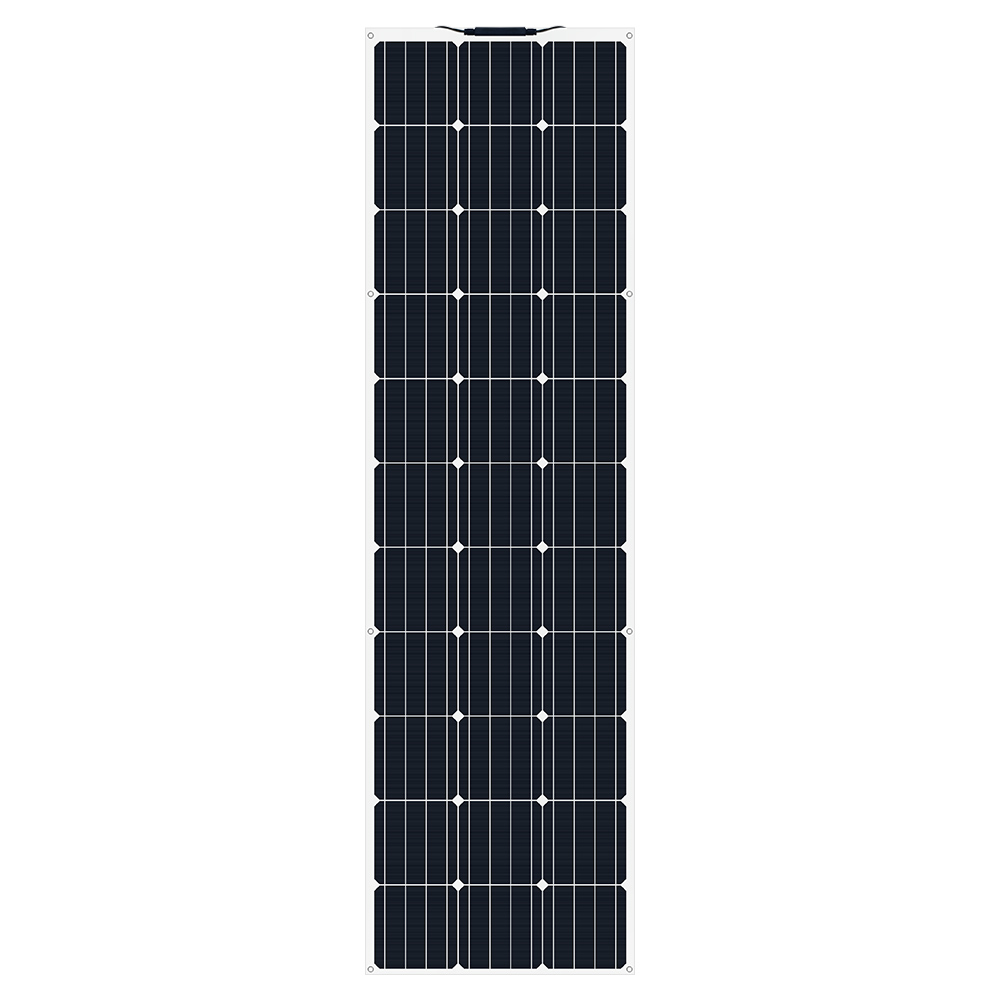 150W 16.5V Monocrystalline Flexible Solar Panel Battery Charger