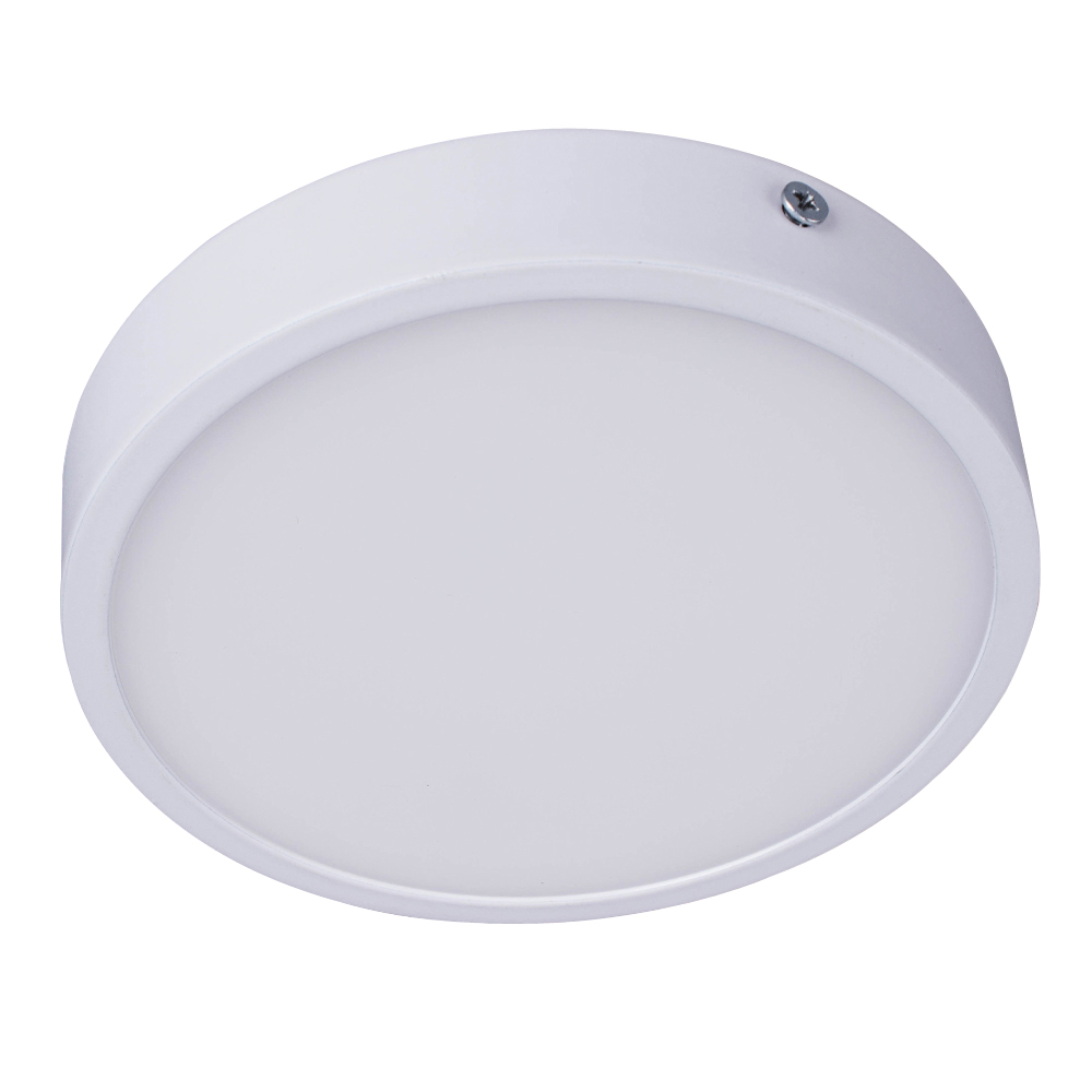 6W 12W 18W 24W AC85-265V LED Round Panel Light