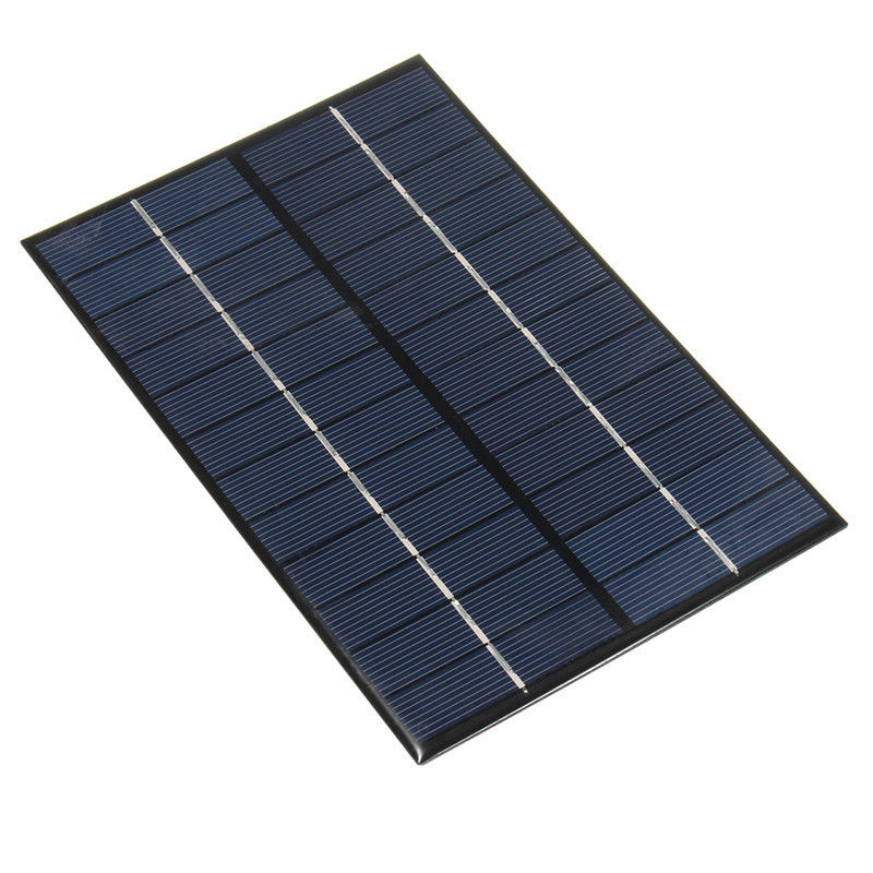 0.6W 6V Polysilicon Solar Panel Cell Battery Charger