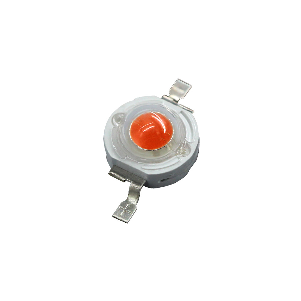 1W/3W High Power LED Color Orange Amber Yellow 590 - 600 -605NM