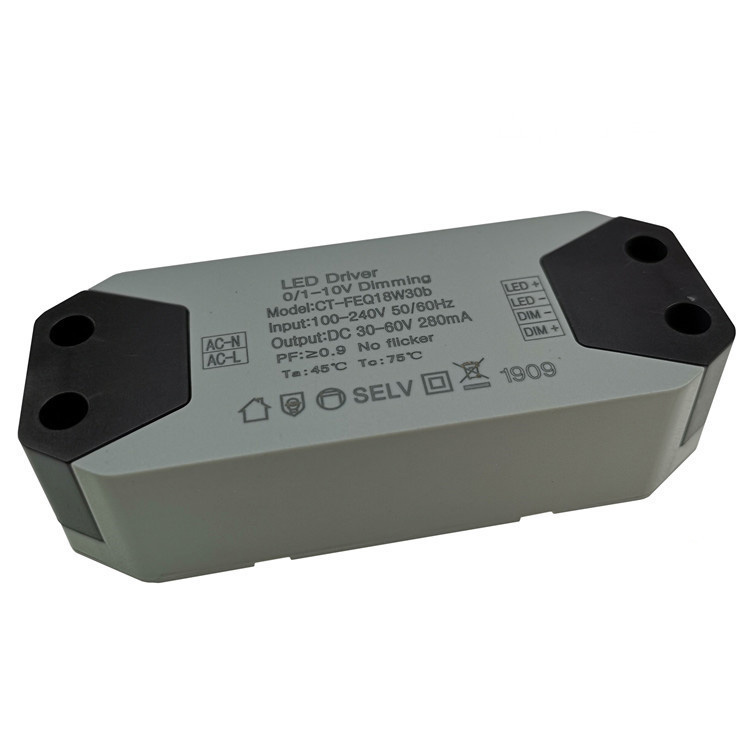 10W 12W 15W 18W  0-10V Dimmable Constant Current Driver