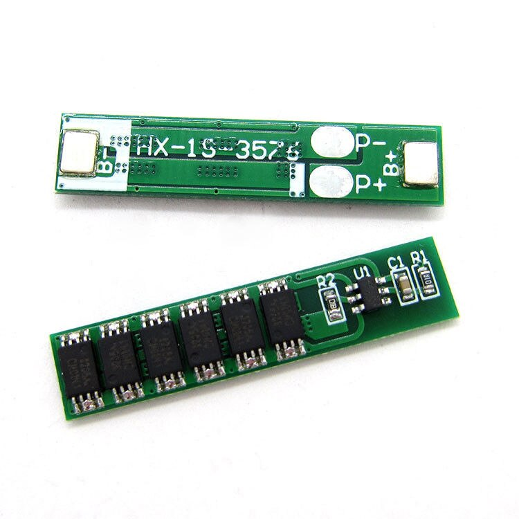 12A 3.2V PCB BMS Protection Board 26650 18650 LiFePO4 Battery Cell