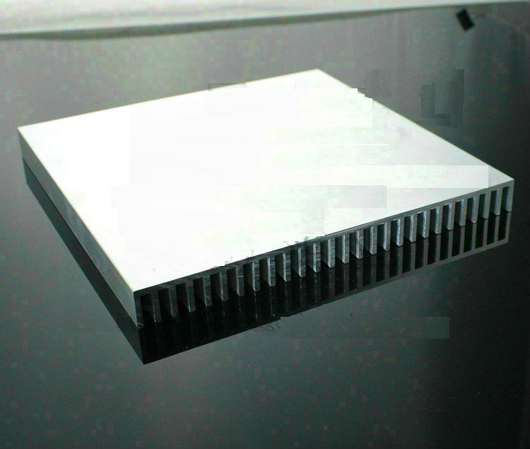 197.5*197.5*18mm Square Aluminum Heatsink for 10*3W or 30*1W Power LED