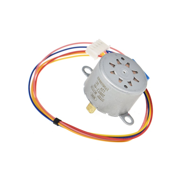28BYJ-48 DC 12V Reduction Step Gear Stepper Motor for Arduino Diy Kit