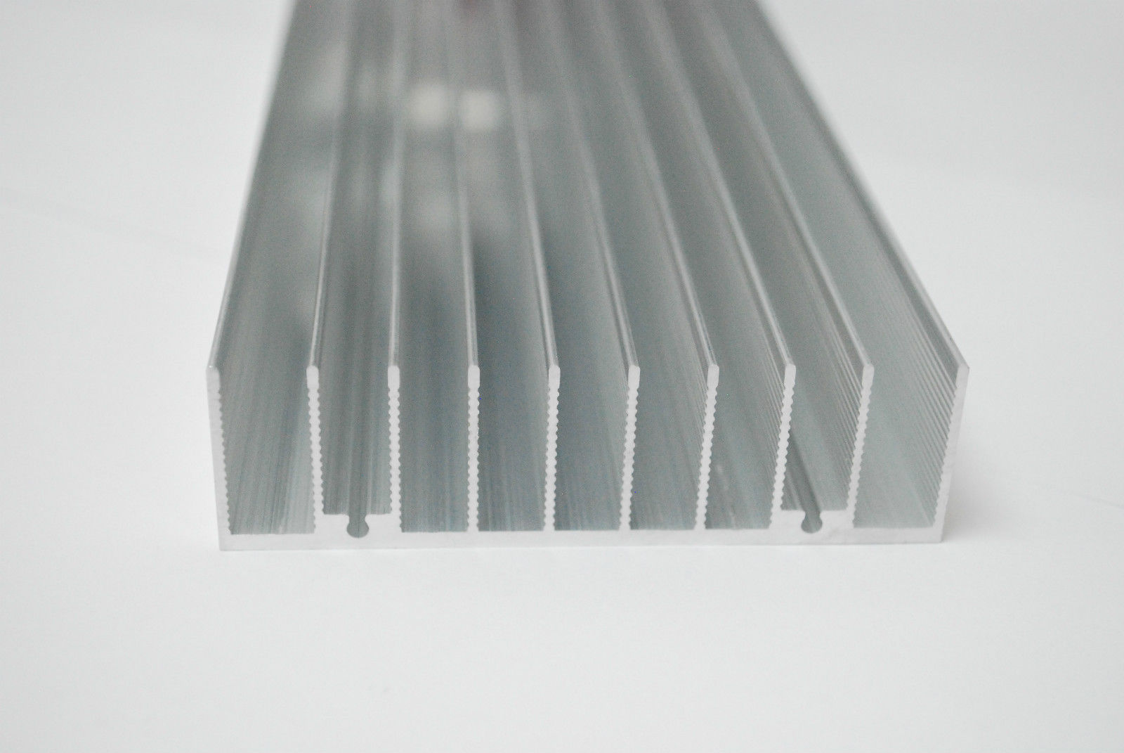 600*76*22mm Aluminum Heatsink for  20x3W or 60x1W LED