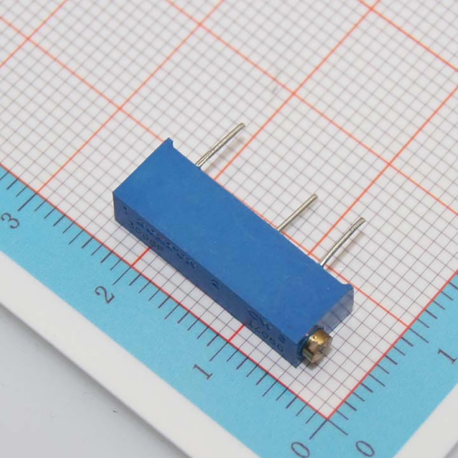 3006P Precision Trimpot Multiturn Variable Resistor