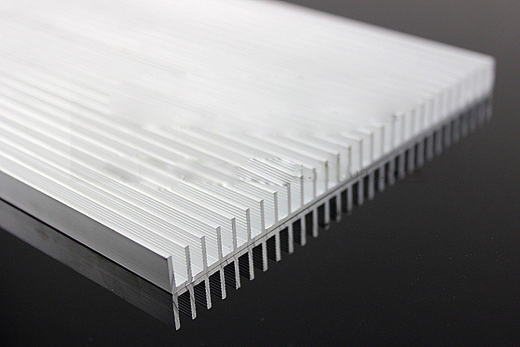 600*130*9.5mm Aluminum Heatsink