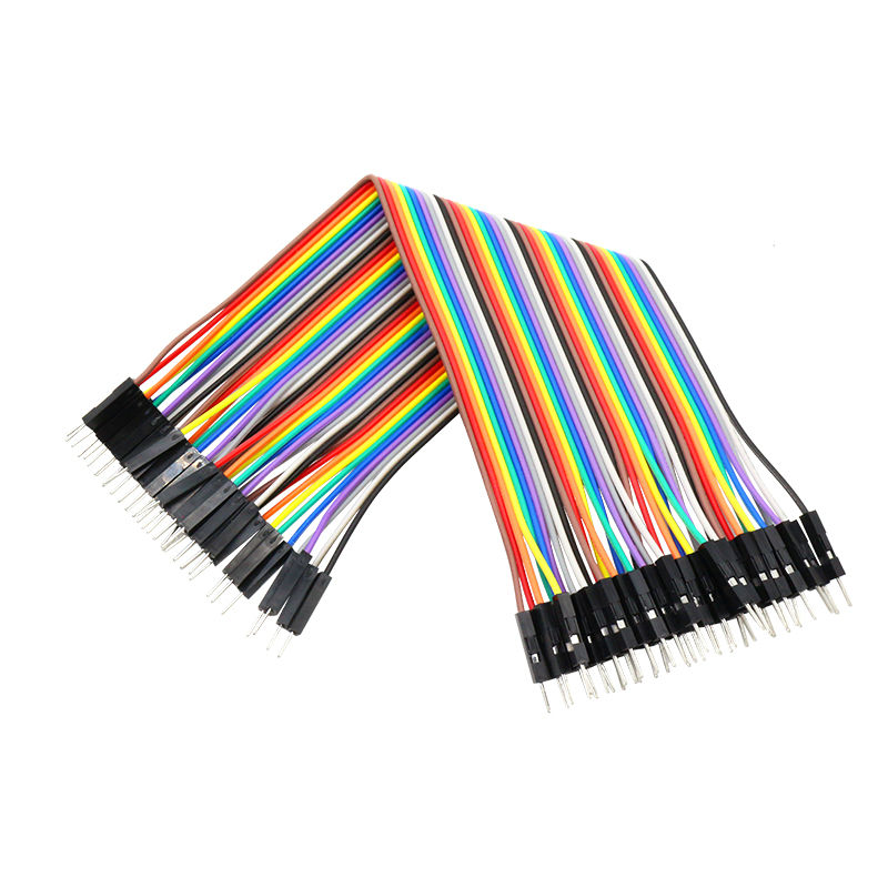 40Pin 20CM 2.54MM Row Male to Male(M-M) Dupont Cable Breadboard Jumper Wire For arduino