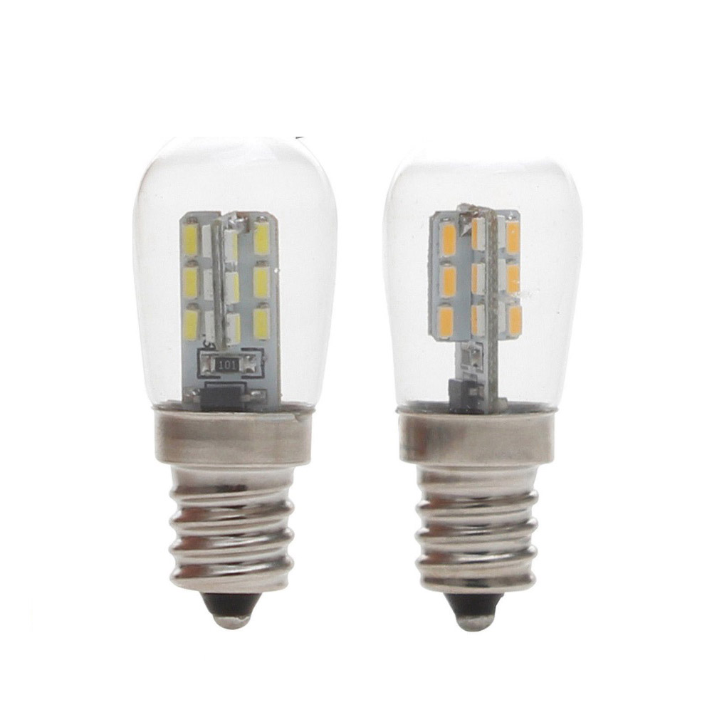 3W E12 3014 SMD LED Edison Bulb AC110V Home Light LED Filament Light Bulb