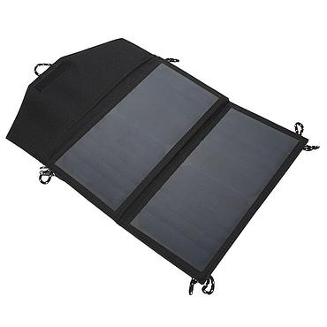 14W 5V Folding Solar Panel Battery Charger