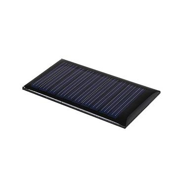 0.15W 5V Epoxy Solar Panel Cell Battery Charger