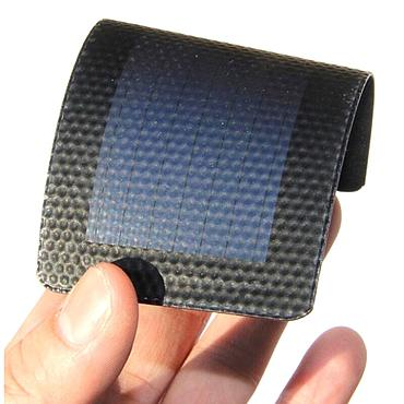 0.3W 2V Amorphous Silicon Thin Film Flexible Solar Panel