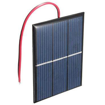 0.65W 1.5V Epoxy Solar Panel Cell Battery Charger
