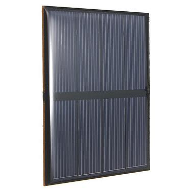 0.6W 2V Polysilicon Epoxy Solar Panel Cell Battery Charger