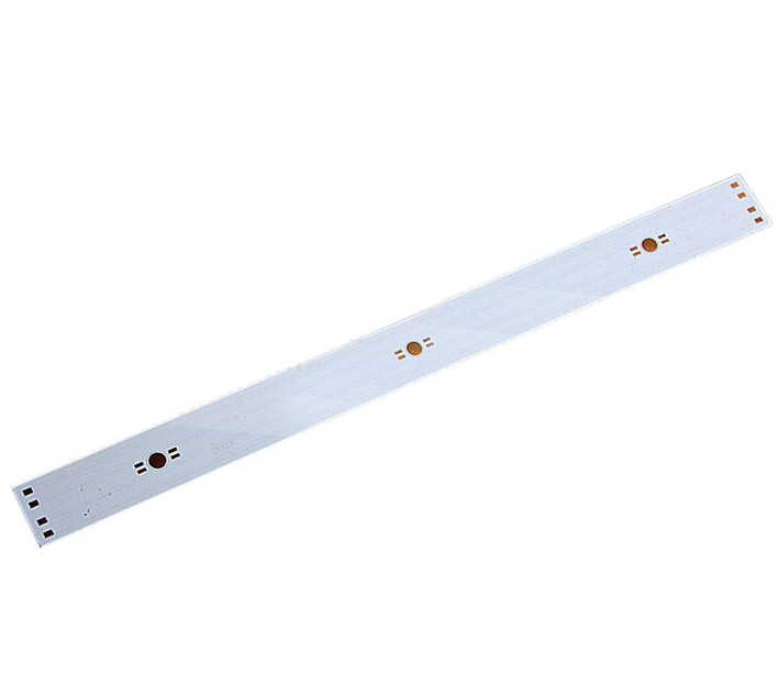 295*25mm 3LEDs LED RGB 4P Strip Aluminum Base Plate
