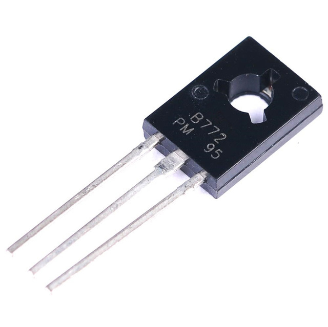 2SB772 TO-126 Triode Transistor 2A Current
