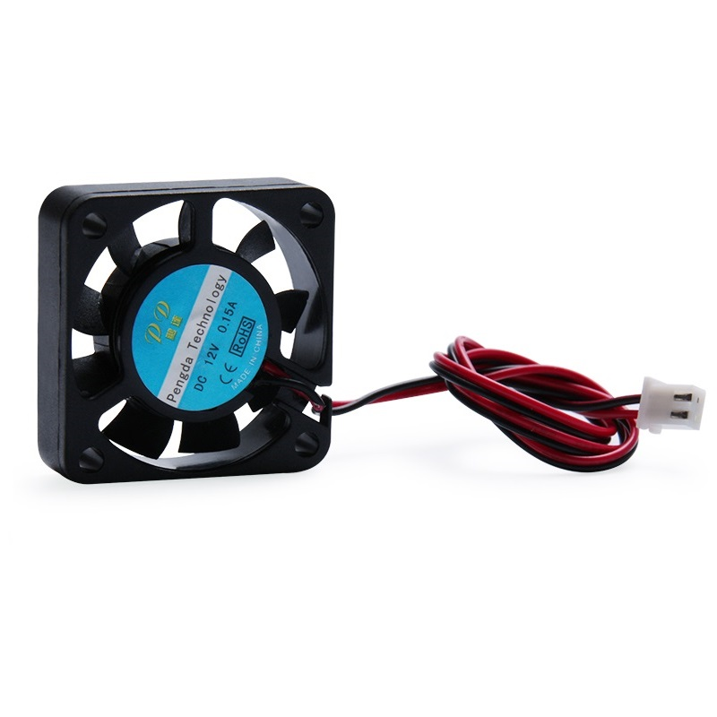 4010 12V Cooling Fan 3D Printer Accessories 3 Pin Wire Radiator for Makerbot Extruder